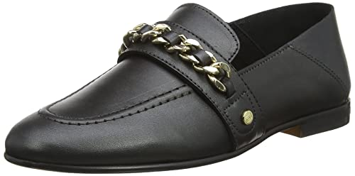 Tommy Hilfiger Chain Detail Loafer, Mocasines para Mujer: Amazon.es: Zapatos y complementos