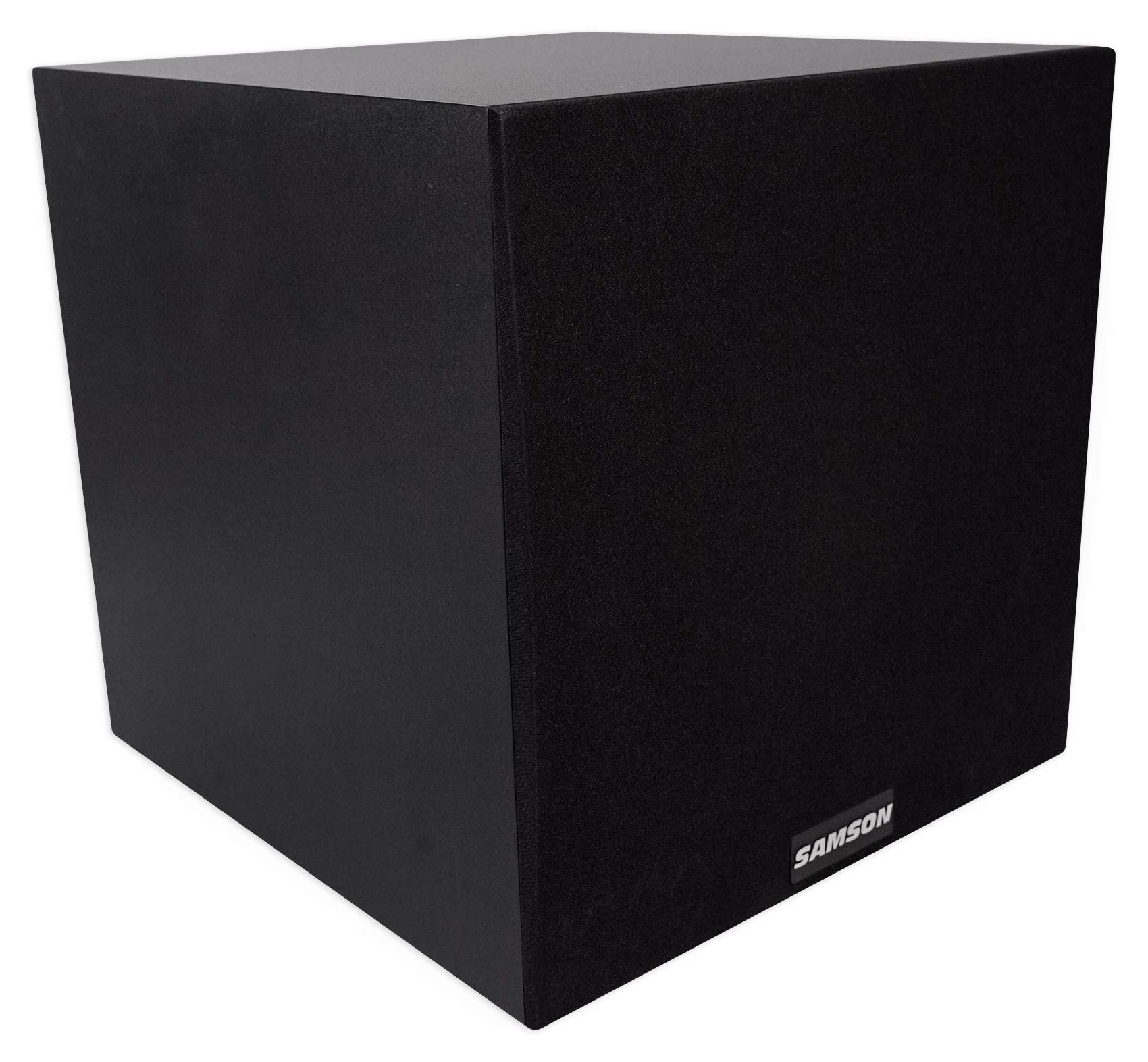 Samson MediaOne 10S 10'' 100 Watt Powered Gaming Twitch Live Stream Subwoofer Sub by Samson Technologies (Image #2)