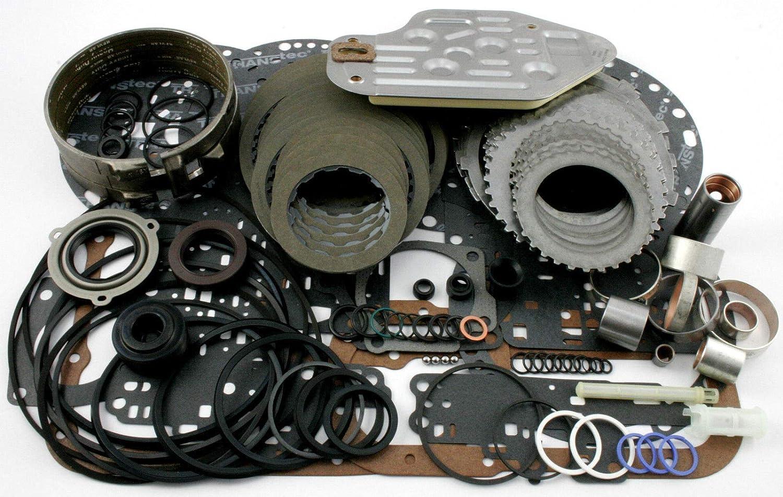 Repair Manual GM 4L30E Transmission Rebuild 1990-2003