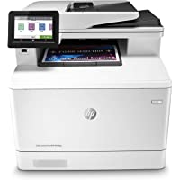 HP Color LaserJet Pro Multifunction M479fdw Wireless Laser Printer with One-Year, Next-Business Day, Onsite Warranty…