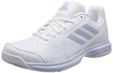 adidas Aspire, Chaussures de Tennis Femme, Blanc (Ftwbla/Aeroaz/Ftwbla 000), 38 EU