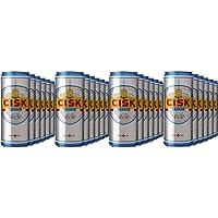 Cisk Excel Low Carbohydrate Beer - 24 x 330ml