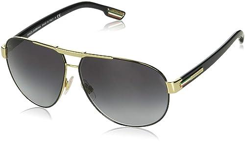 Amazon.com: anteojos de sol Dolce & Gabbana dg2075, Plateado ...