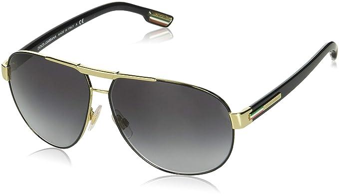 8939e8a9e9a D G Dolce   Gabbana Sport Sunglasses (DG 2075)  Amazon.in  Clothing ...