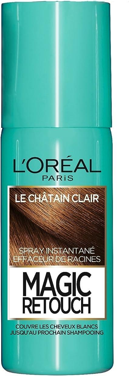 LOréal Paris Magic Retouch Spray Retouche Racine Instantané ...