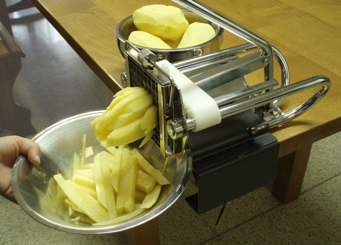 Lacor 60343 Coupe Frites 2 Lames
