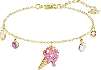 f239c21f1133 Swarovski No Regrets Ice Cream Bracelet