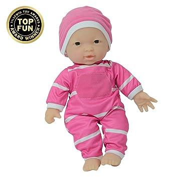 Amazon.com: Muñeca de cuerpo suave de 11.0 in en caja de ...