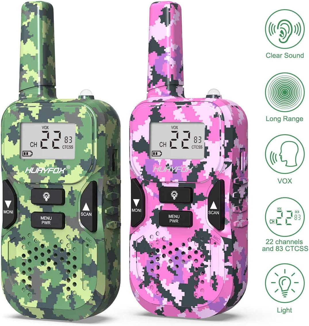 Amazon coupon code for Walkie Talkie for Kids