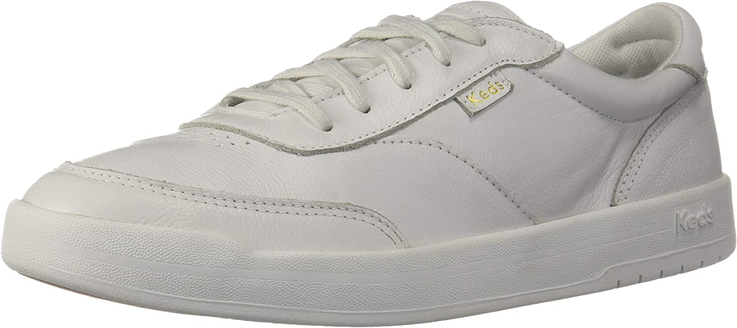 Match Point Leather Sneakers