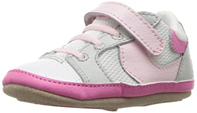 075c451e4a78c Robeez Girls  Low Top Sneaker-Mini Shoez Crib Shoe