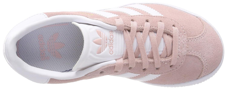 save off 5f30b e8557 adidas Gazelle J, Zapatillas de Gimnasia Unisex Niños Amazon.es Zapatos y  complementos