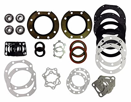 Amazon com: Cores West Toyota Solid Axle Knuckle Rebuild Kit, Mini