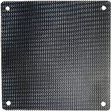 PC ケースファン 防塵 グリル メッシュ 交換用 ファン フィルター pvc 120mm/140mm pcファンケース ダストフィルター ストレーナー カッタブル 防塵メッシュ