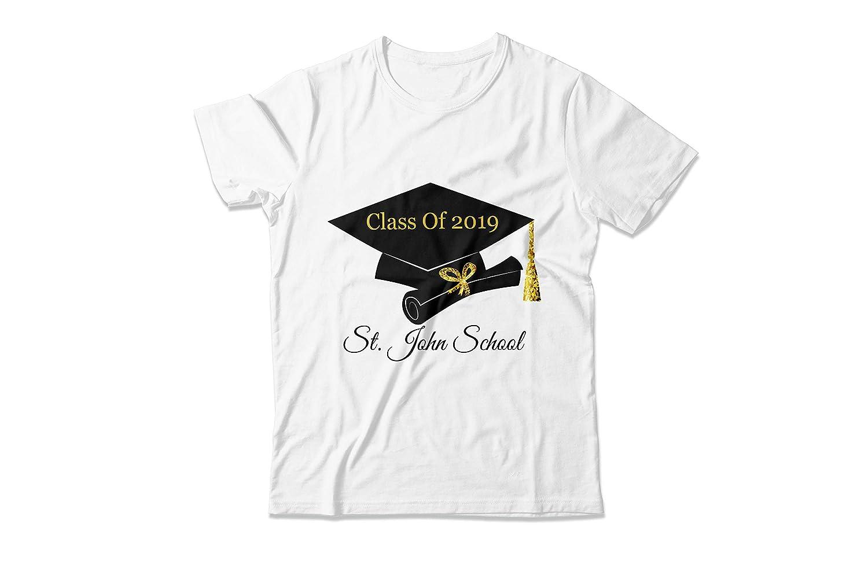 Amazon Custom Cap Hat Graduation Tee Shirt Classic Hat Diploma