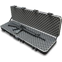SKB - Maletín de Transporte para Fusil Largo Doble (127 cm), Color Negro