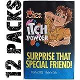 (12) Itch Itching Powder Packages ~ Funny Gag Prank Joke ~ (1 dozen)