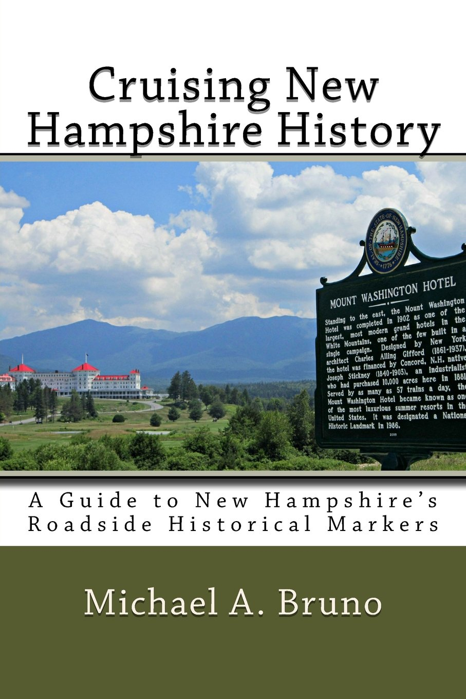 Download Cruising New Hampshire History:: A Guide to New Hampshire's Roadside Historical Markers PDF