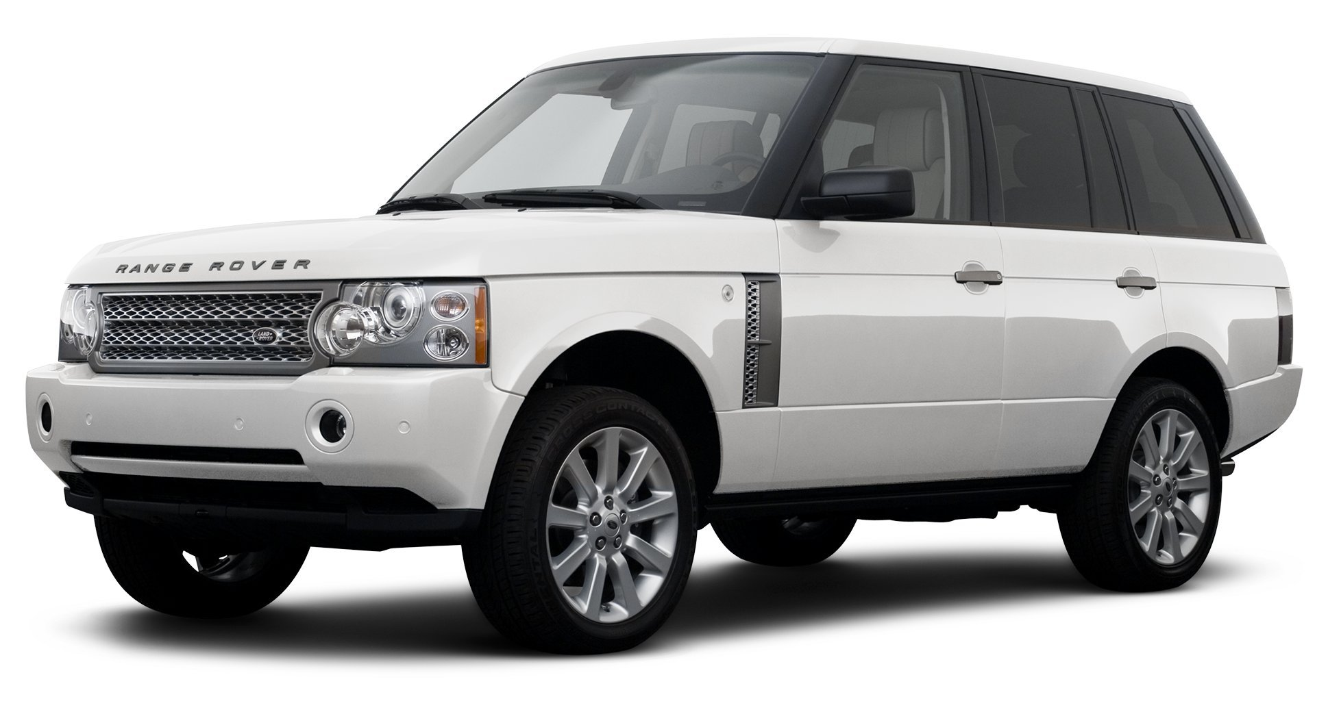 2008 Land Rover Range Rover HSE, 4-Wheel Drive 4-Door ...