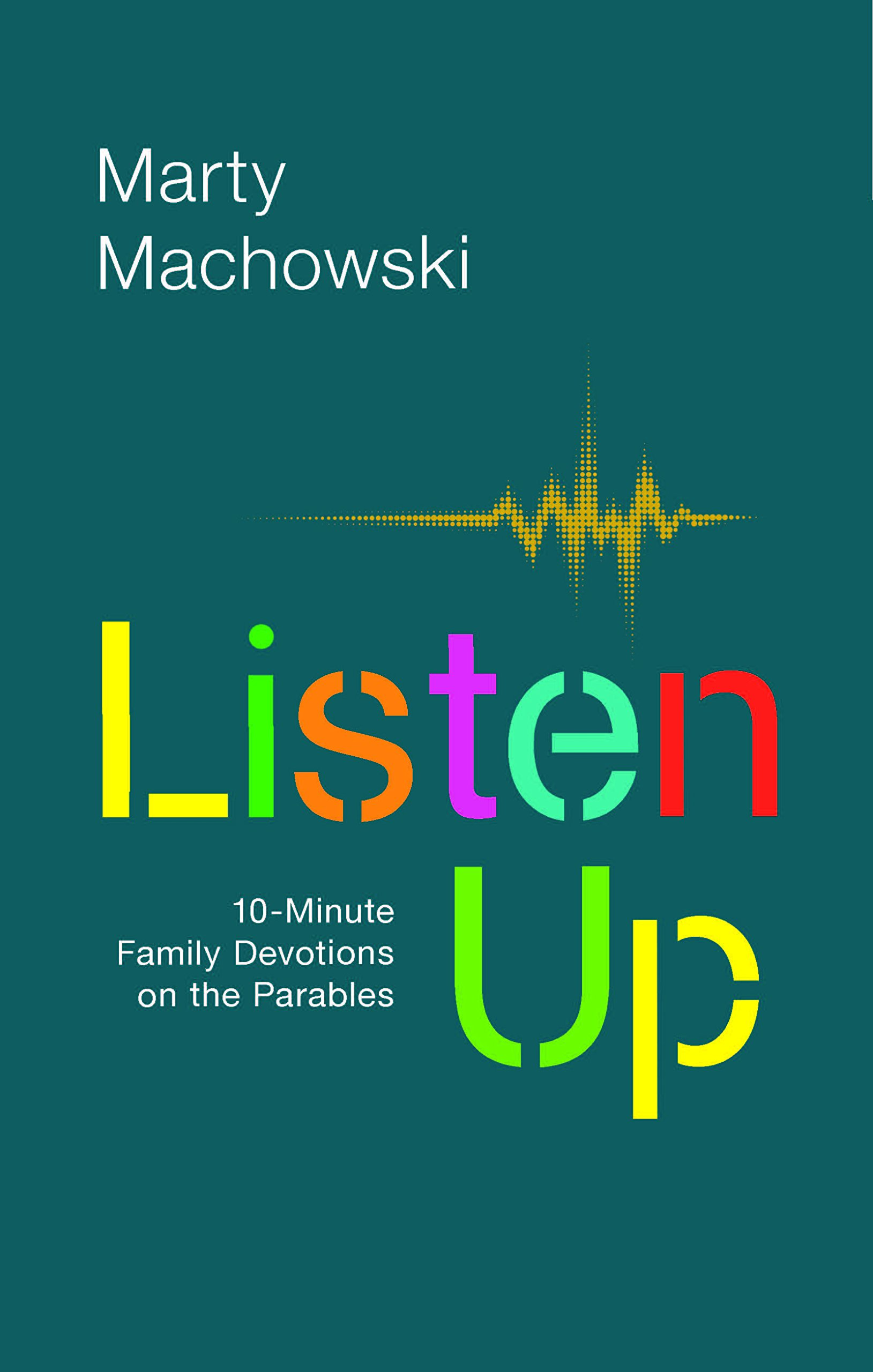 Listen Up {Tips For Family Bible Reading + Book Review}