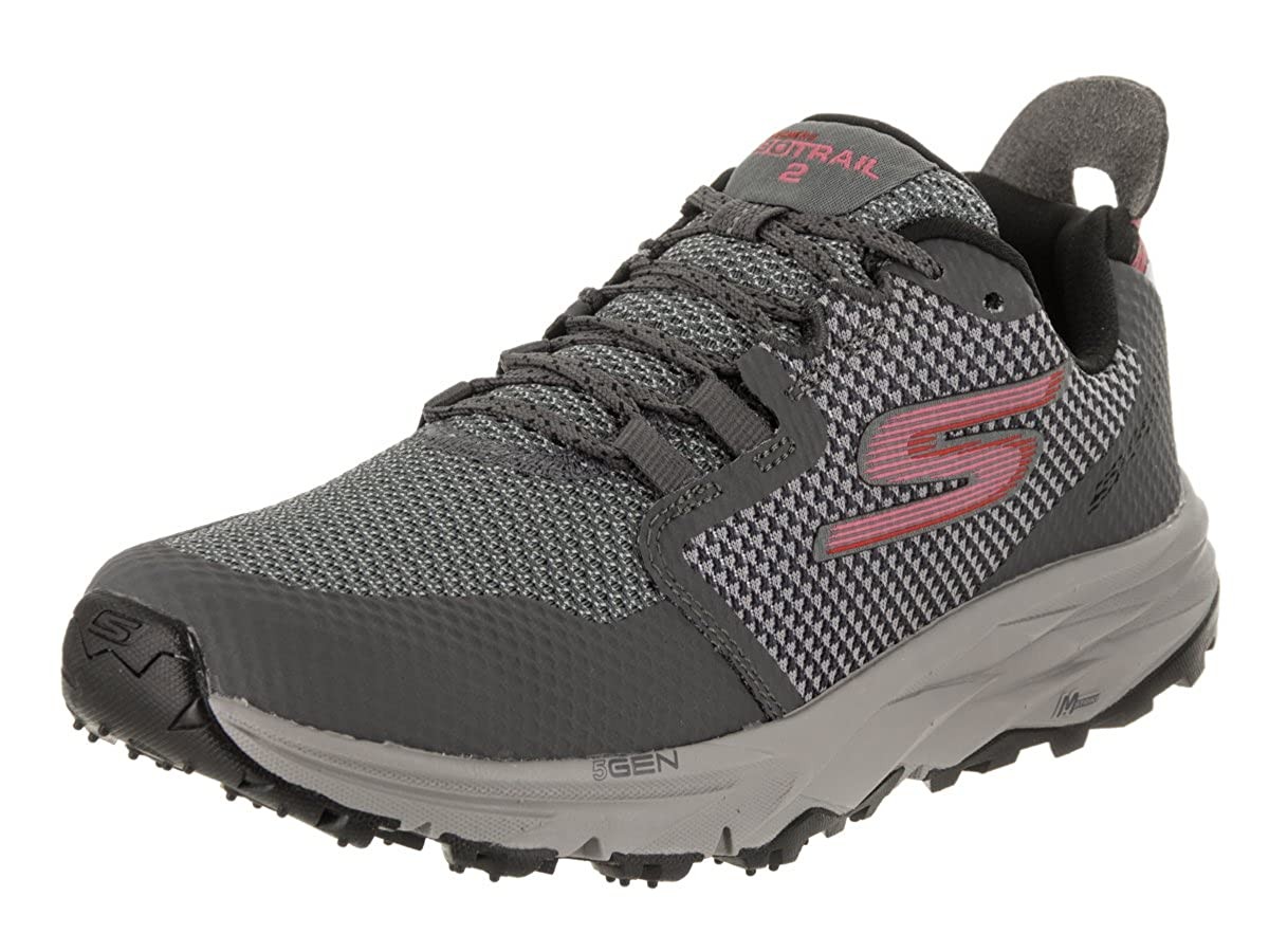 Trail Running Shoes - Ss18 Grey 8 UK