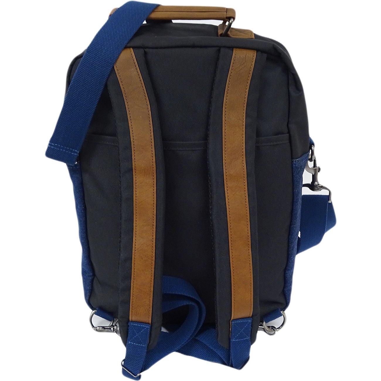 9d4033f163b3 Mens Bags Original Penguin Rucksack Bag - School   Work   Gym Holdall  BackPack Chambray Dark Sapphire  Amazon.co.uk  Clothing