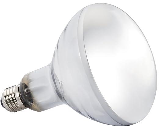 Reptile Tortoise Full Spectrum UVA + UVB + Heat Lamp 125W (screw ...