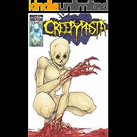 CREEPYPASTA: THE COMIC book cover