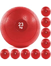 73895a9bb TNP Accessories® Slam Balls RED No Bounce Medicine Crossfit Boxing Fitness  Training Gym Wall Ball