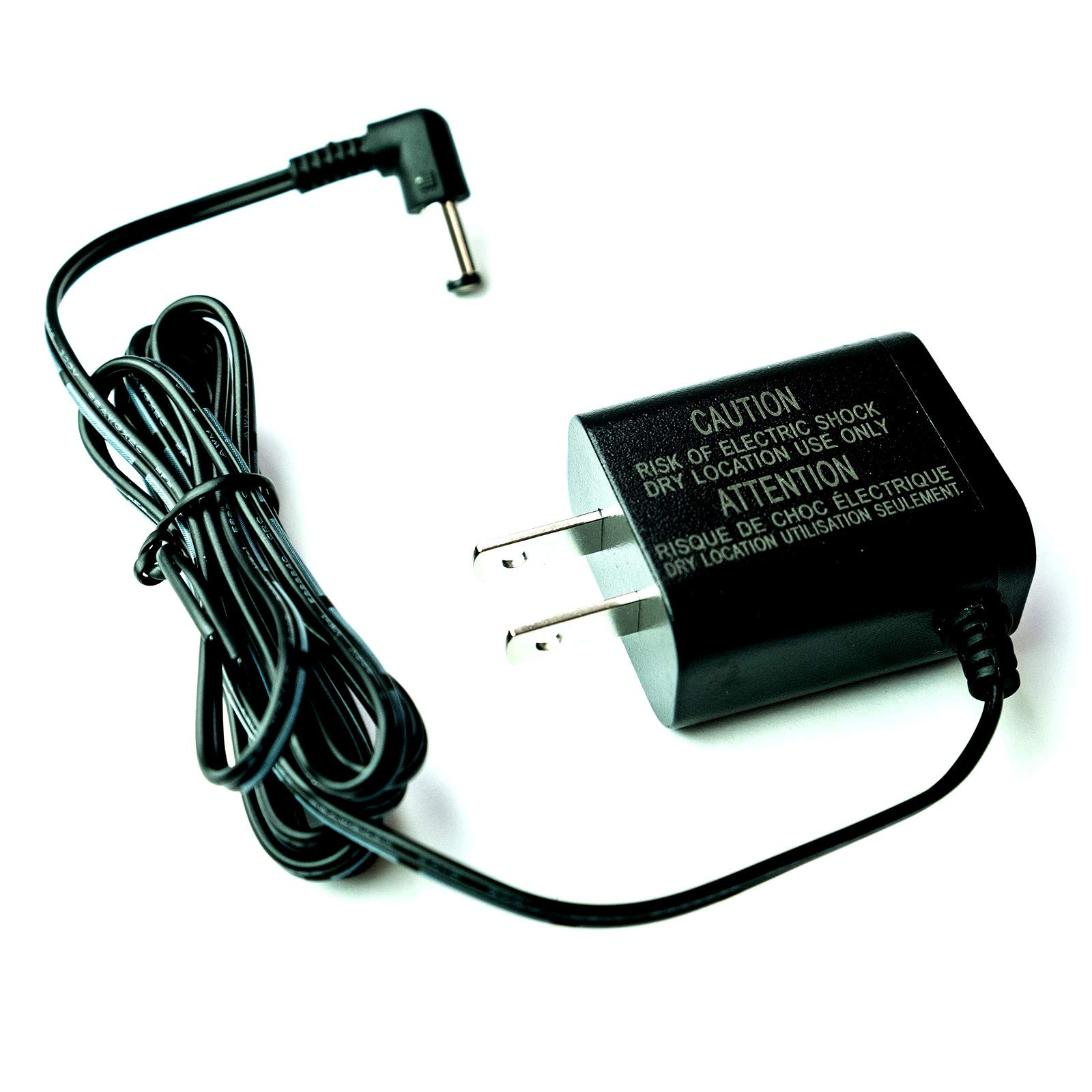 MyVolts 9V Power Supply Adaptor Compatible with Dymo LetraTag S0883990 100H Label Printer - US Plug by MyVolts (Image #5)