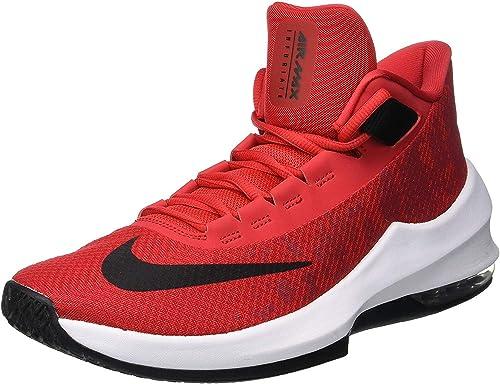 Nike Air MAX Infuriate II GS, Zapatillas de Baloncesto para ...