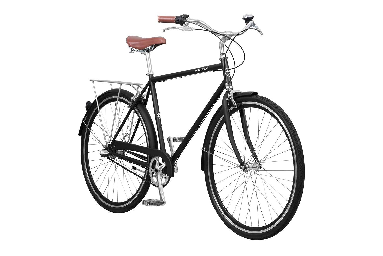 Pure City Cycles - Bicicleta clásica de 3 velocidades, 50 cm ...