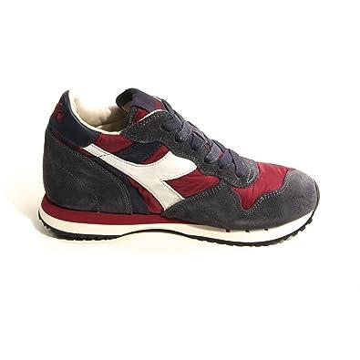 Diadora , Damen Sneaker grau grau: : Schuhe