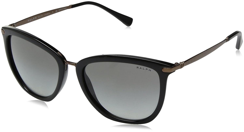 a43d70461 Ralph Lauren Cat Eye Sunglasses For Women, Grey - 0RA5245 500111 55:  Amazon.ae