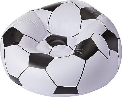Amazon.com: Up en & más de balón de fútbol silla hinchable ...