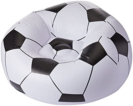 Superbe Bestway U0026quot;Beanlessu0026quot; Soccer Ball Chair