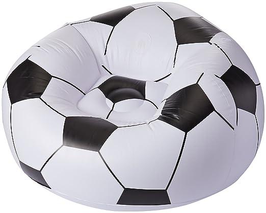 Bestway Puff Balon De Futbol: Amazon.es: Hogar