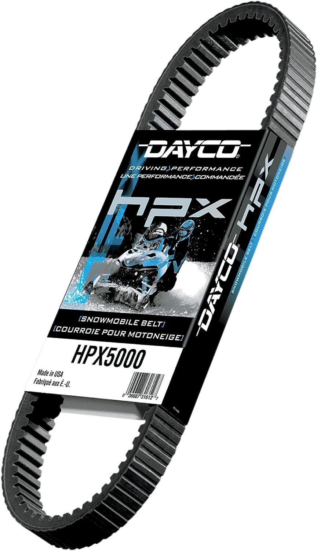 Dayco HPX5026 Snowmobile Belt