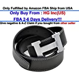HG-products H-Style unisex Business Casual Belt [3.8CM]