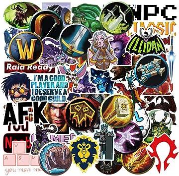 World of Warcraft Stickers
