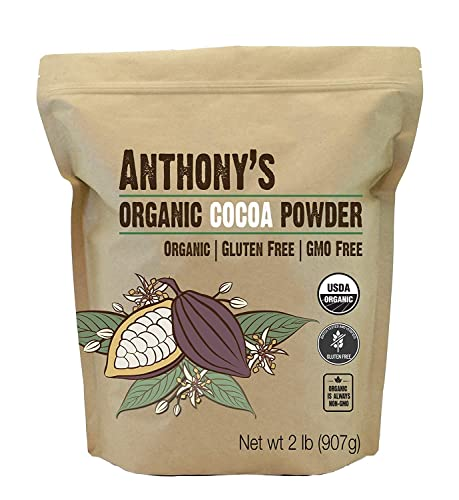 Anthony's: Organic Cocoa Powder
