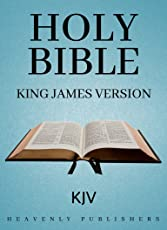 King James Bible Kindle Version * Touch + Click Chapter Links * All Word Search (KJV)