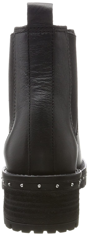 Bronx Damen Bx Bx Damen 1417 Bnew-falkox Chelsea Stiefel Schwarz (schwarz) 095c1f