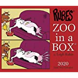 Zoo In A Box 2020 Box Calendar