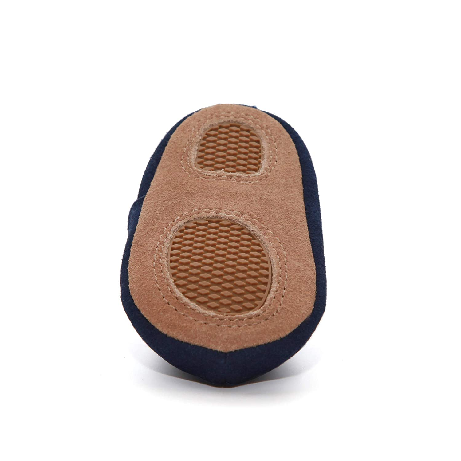 Zutano Easy On Leather Oxford Baby Shoes Anti-Slip and Soft Sole