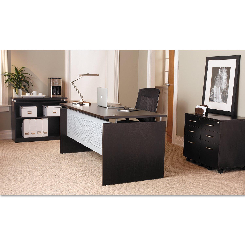 Alera SE637236ES SedinaAG Series Bookcase, Five-Shelf, 36 x 15 x 72-Inch, Espresso