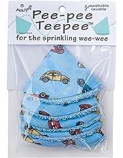 Pee-pee Teepee Cars Blue - Cello Bag