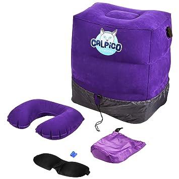 Amazon.com: Juego de almohada de viaje para bebé, cama ...