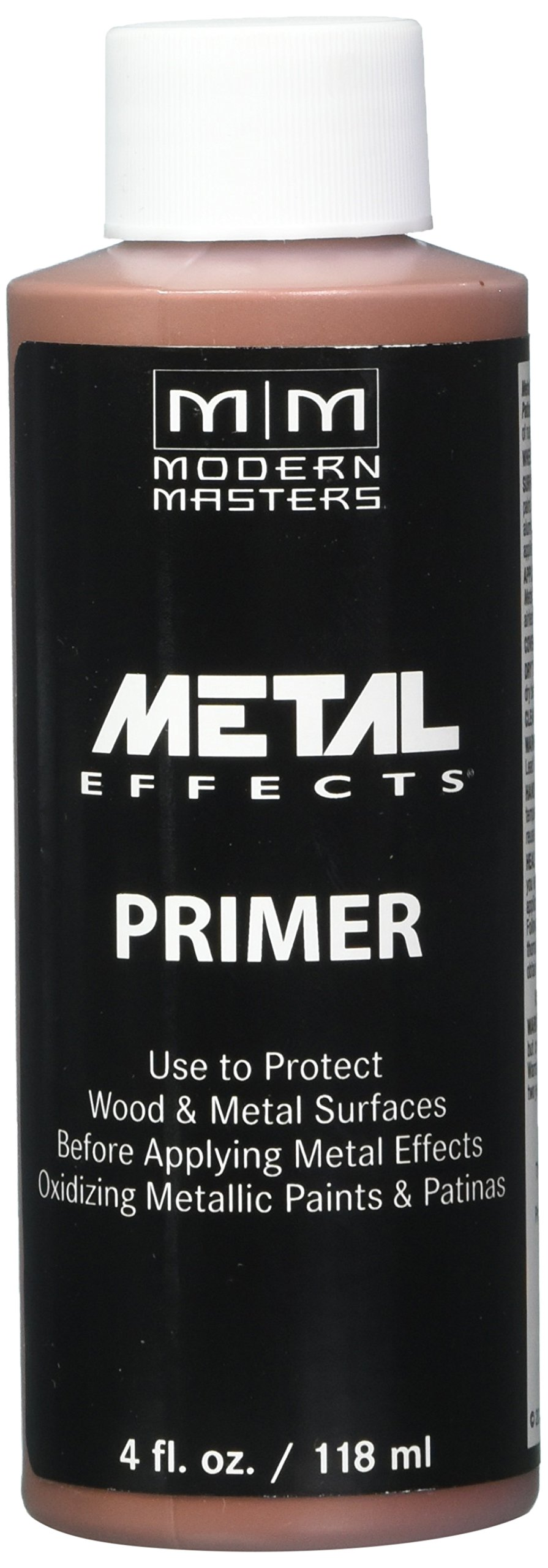 Modern Masters AM203-04 Metal Effects Primer , 4-Ounce