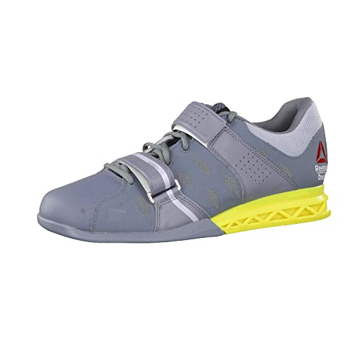 ReebokCrossfit Lifter Plus 2.0 - Zapatillas Deportivas para Interior Hombre , color Gris, talla 50 EU: Amazon.es: Zapatos y complementos